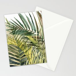 Arecaceae - household jungle #2 Stationery Cards
