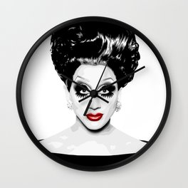 Bianca Del Rio, RuPaul's Drag Race Queen Wall Clock