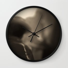 The Want Wall Clock