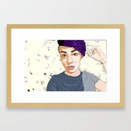 KiO Framed Art Print