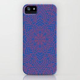 Mandala 22 iPhone Case