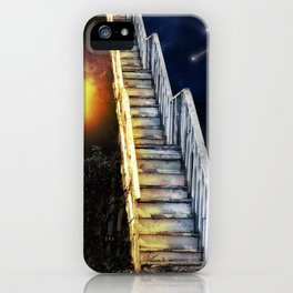 Stairway to.... u guess!  iPhone Case