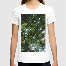Nature and Greenery 7 T-shirt