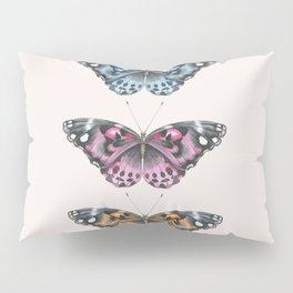 Three Butterflies Pillow Sham