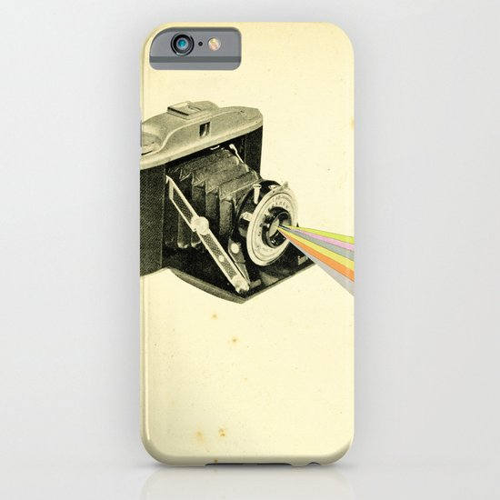It's a Colourful World iPhone & iPod Case