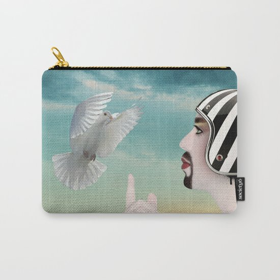 funny  Carry-All Pouch