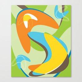 Boomerama Canvas Print