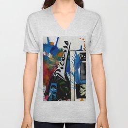 Picasso Unisex V-Neck