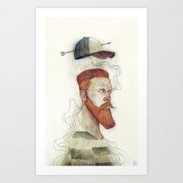 Confusion Art Print