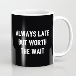 The Guilty Person V Coffee Mug