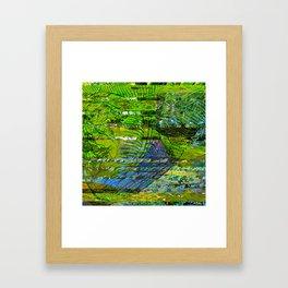 Landscape of My Heart (segment 4) Framed Art Print