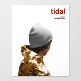 Tidal - Volume 1 Issue 2 Cover Canvas Print