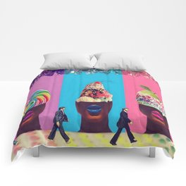 Sundae Candy Comforters