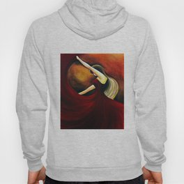 The Red Dress Hoody