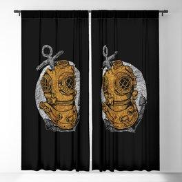 Deep Sea Diver Blackout Curtain