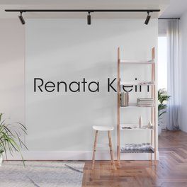Renata Klein Wall Mural