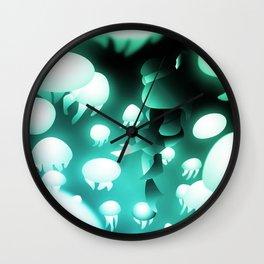 Deep Dive Wall Clock