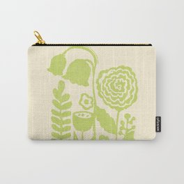 Grow in Green Carry-All Pouch