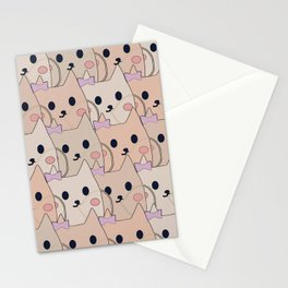 cats 87 Stationery Cards
