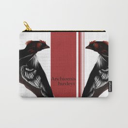 Dinosaur- Anchiornis Carry-All Pouch