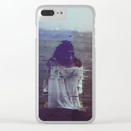 Water graves 4 Clear iPhone Case