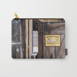 Sugar Shack Maple Products Carry-All Pouch