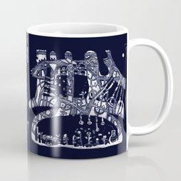 Argo riconosce Odisseo Coffee Mug