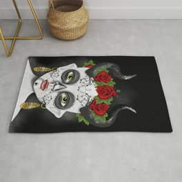 Day of dead Rug