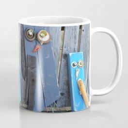 Owl Gathering Coffee Mug
