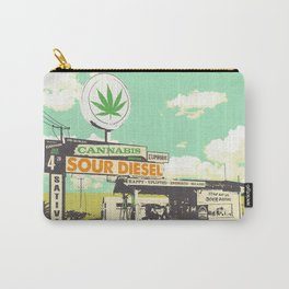 SOUR DIESEL Carry-All Pouch