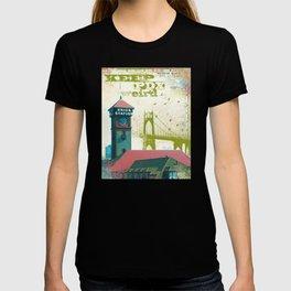 Portland Union Station T-shirt