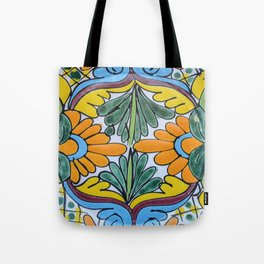 Talavera Eight Tote Bag