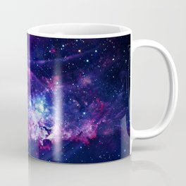 Shadows in the space Coffee Mug