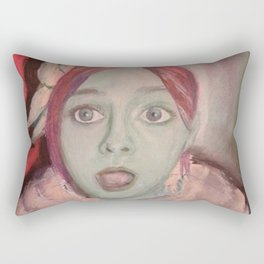 Kota Girl Rectangular Pillow