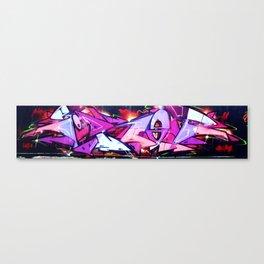 Urban Graffiti 46 Canvas Print