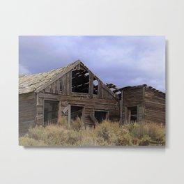 Silver City, Utah Series #2 Metal Print