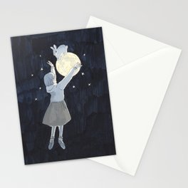 A Dream that I See You Again Stationery Cards