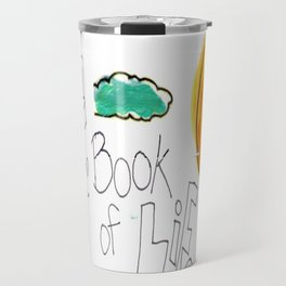 Book of Life Travel Mug