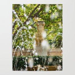 Gardens of Almudaina - Mallorca Poster