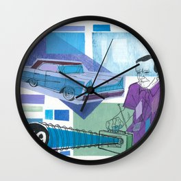 Profilactic Wall Clock