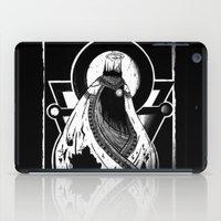 fullmetal alchemist iPad Cases featuring The Alchemist by Dark Skais