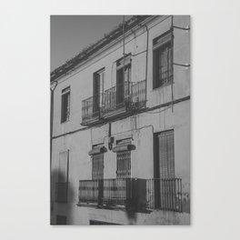 Granada El Realejo Canvas Print