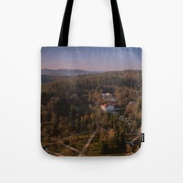 A Day In The Life Tote Bag