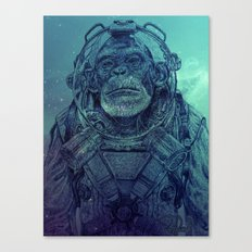 Apex-XIII: Mission I Canvas Print