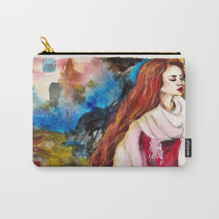 Carmen Carry-All Pouch