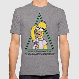 Nerdy Homer T-shirt