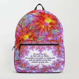 Sister Earth Backpack