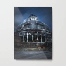 Allan Gardens Conservatory Palm House Toronto Canada No 2 Color Version Metal Print