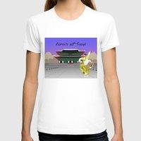 seoul T-shirts featuring Korea's Got Seoul by Tori Kim