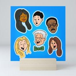 The Good Place Mini Art Print